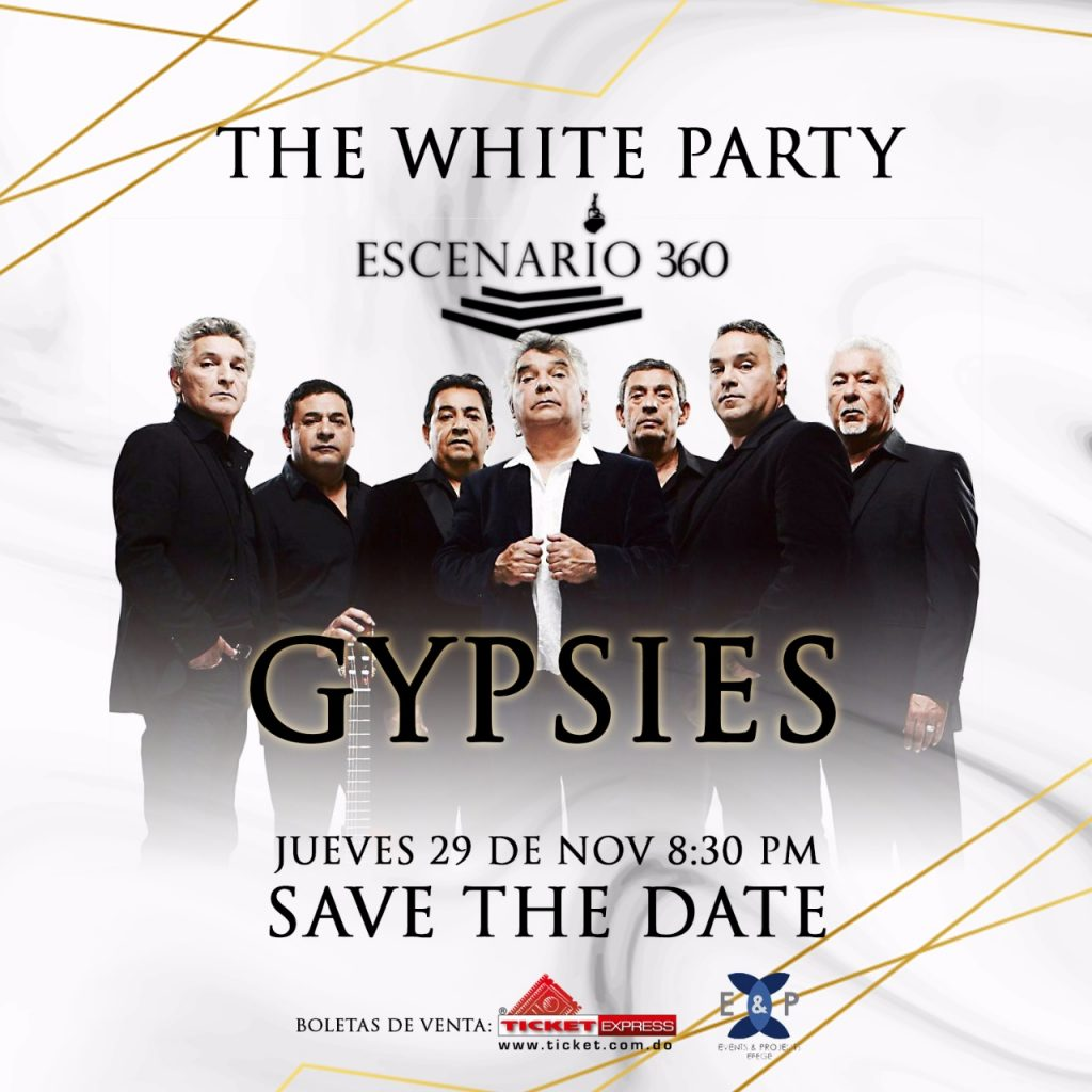 Fiesta Blanca The White Party en Escenario 360