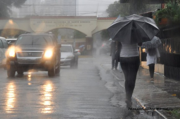 Vaguada se mantendrá hoy sobre el país