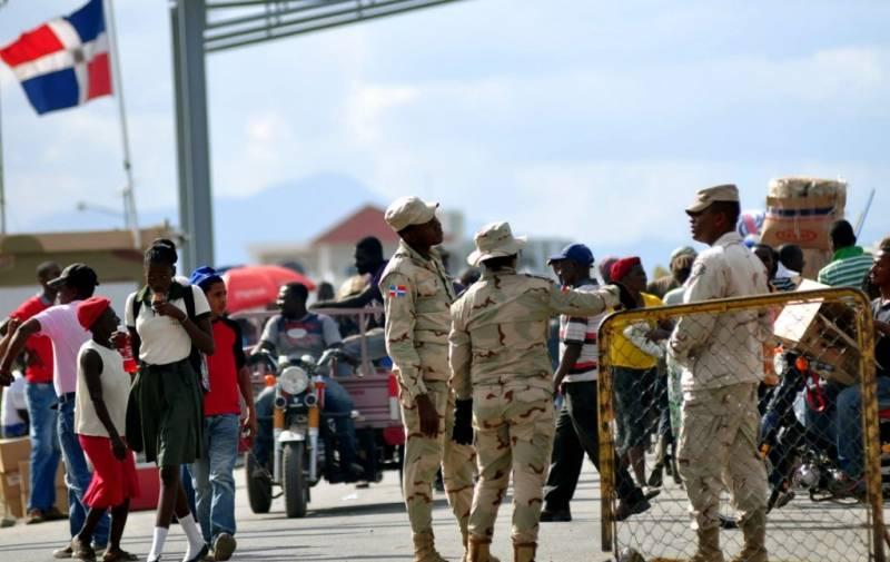 Refuerzan vigilancia en la frontera con Haití tras secuestro de dominicanos