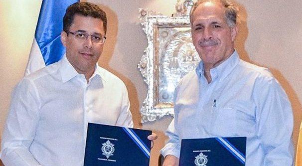 Se reafirmó el acuerdo de hermandad con la ciudad de Tegucigalpa, Honduras