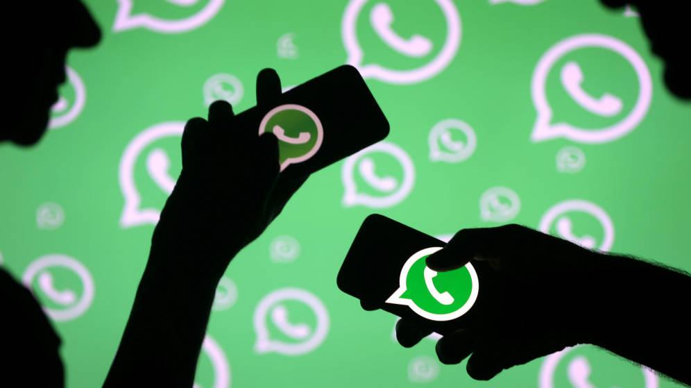 WhatsApp registra caída en varios países