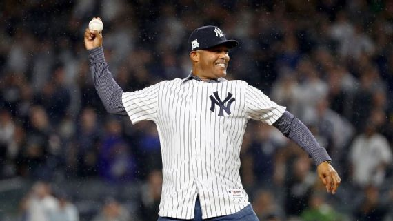 Mariano Rivera, elegante por fuera e implacable por dentro