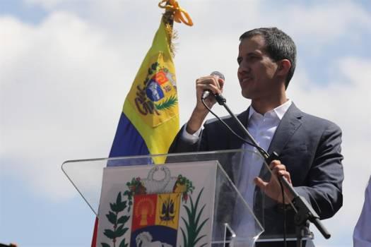 Francia, España, R. Unido, Alemania, Suecia y Austria reconocen a Guaidó