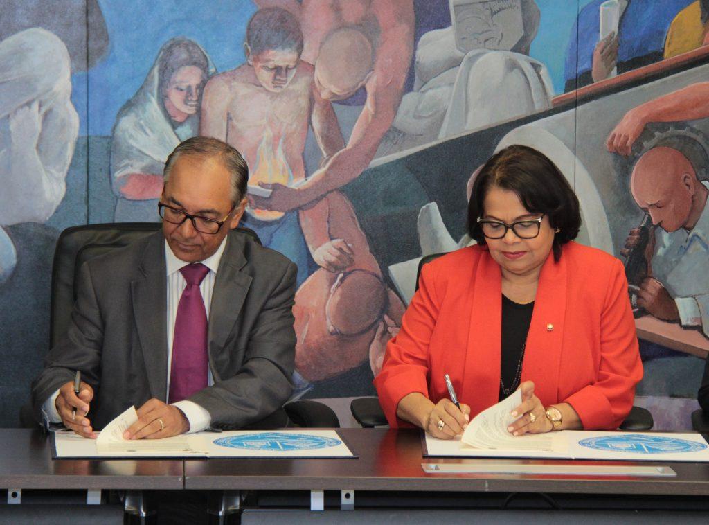 UASD y Parque Cibernético potencializarán el impacto educativo y tecnológico de ambas instituciones