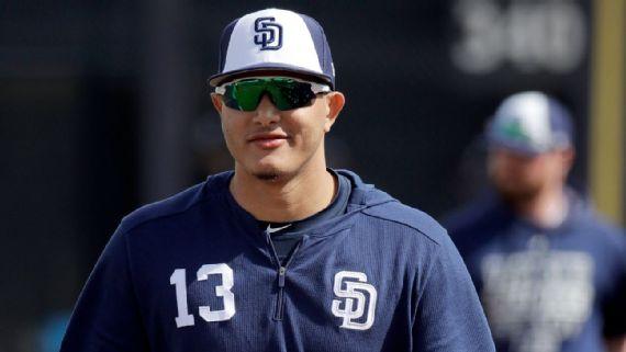 Manny Machado acepta su papel de villano del béisbol