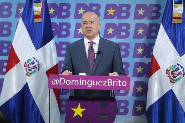 Domínguez Brito acusa a grupo de Leonel de manipular declaraciones de Ozoria