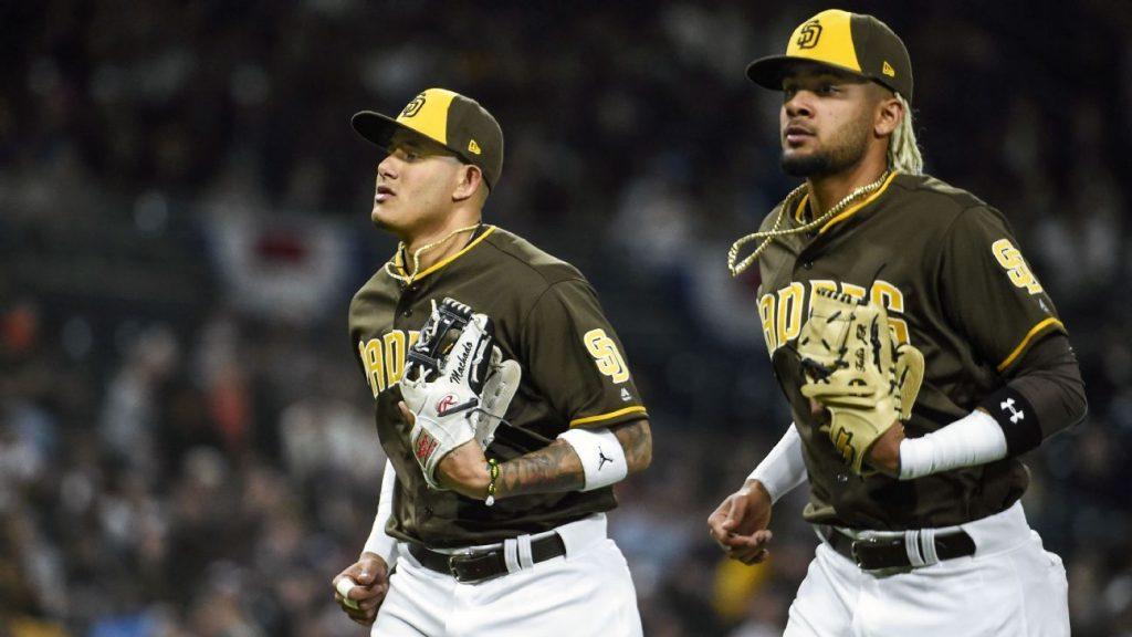 Manny Machado, Fernando Tatis Jr. y el surgimiento de los Padres como potencia