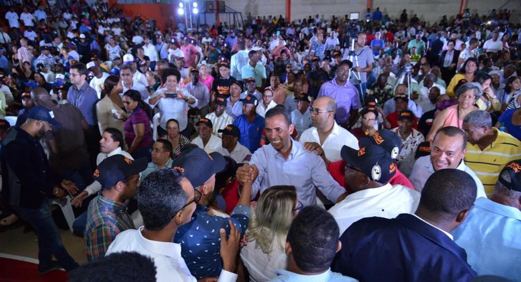 DOMINGO CONTRERAS ES EL CANDIDATO DE CONSENSO PARA QUE EL PLD RECUPERE LA ALCALDÍA DEL DN