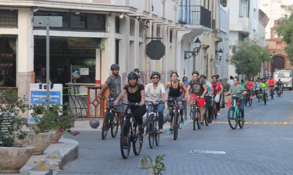 ADN celebra Día Mundial de la Bicicleta