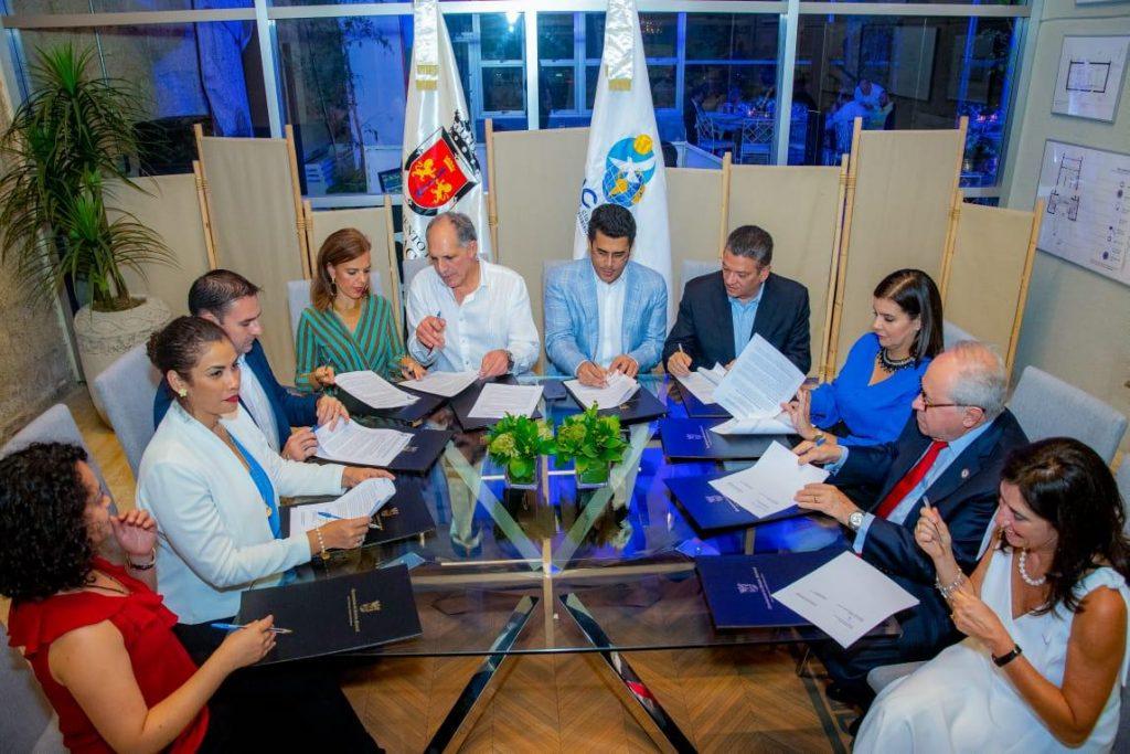 Alcaldes de Centroamérica, México y el Caribe reafirman su compromiso de transparencia, democracia y paz.