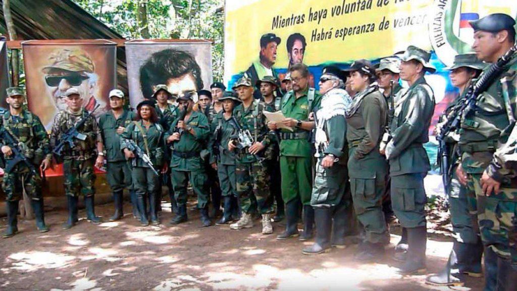 Las FARC anuncia retorno a las armas