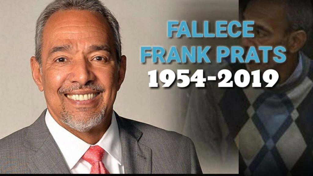 Muere el inmortal del deporte Frank Prats