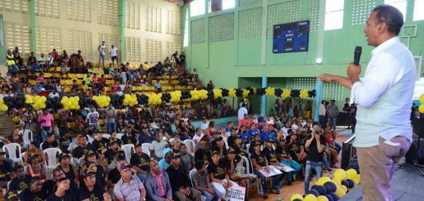 Domingo Contreras expone prioridades para mejorar la administración municipal del Distrito Nacional