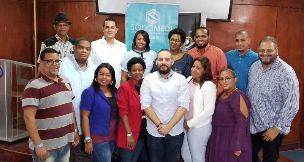 Voceroinformativo.com recibe formal afiliciación a la Sociedad Dominicana de Medios Digitales