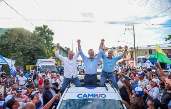 """Luis adelanta PRM ganará Santiago con 60%; Ulises y Eduardo forman """"boleta de lujo"""""""