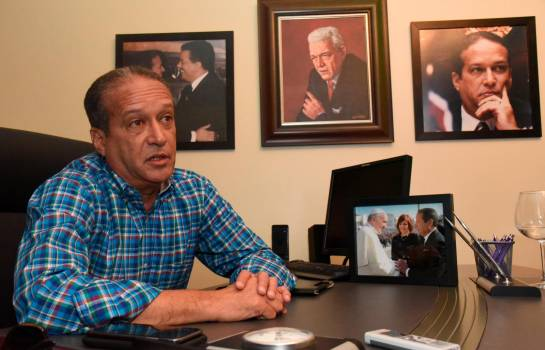 """Reinaldo Pared Pérez: """"Tengo un alto concepto de la dignidad"""""""