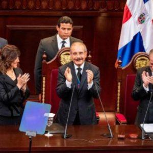 Danilo anuncia que el gobierno entregará 95 obras públicas antes del 16 de agosto