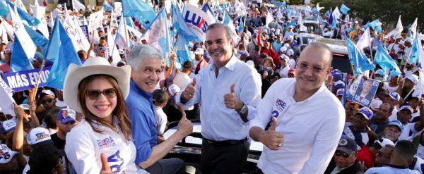¿Por qué Luis proclama a Ulises próximo alcalde de Santiago?