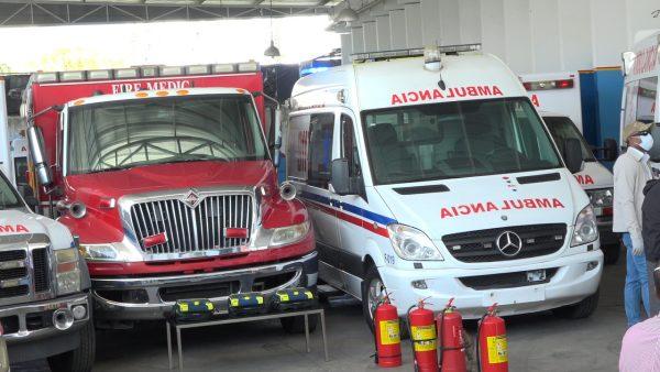 Luis Abinader facilitará 26 ambulancias a principales municipios; serán entregados a alcaldes electos de todos los partidos