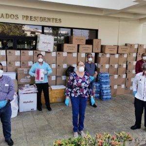 PACIENTES DE COVID 19 SERÁN ATENDIDOS EN CLINICAS PRIVADAS Y LOS LIBERA TEMPORALMENTE DE COPAGOS EN HOSPITALIZACIÓN.