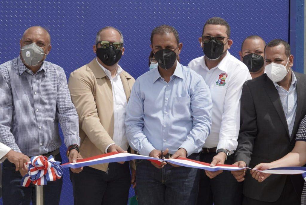 Dominicana Limpia pone en funcionamiento estación de transferencia desechos sólidos en Villa Altagracia