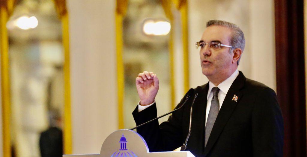 Luis Abinader hablará al país el lunes en un programa especial