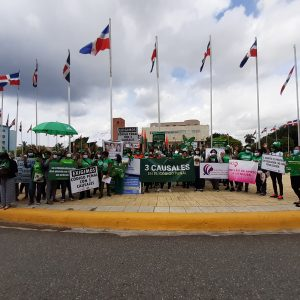 """Organizaciones recuerdan a congresistas: """"en sus manos están las vidas y salud de las niñas y mujeres dominicanas"""""""