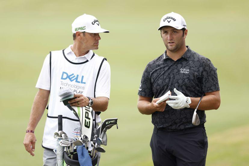 El golf silencia los micros