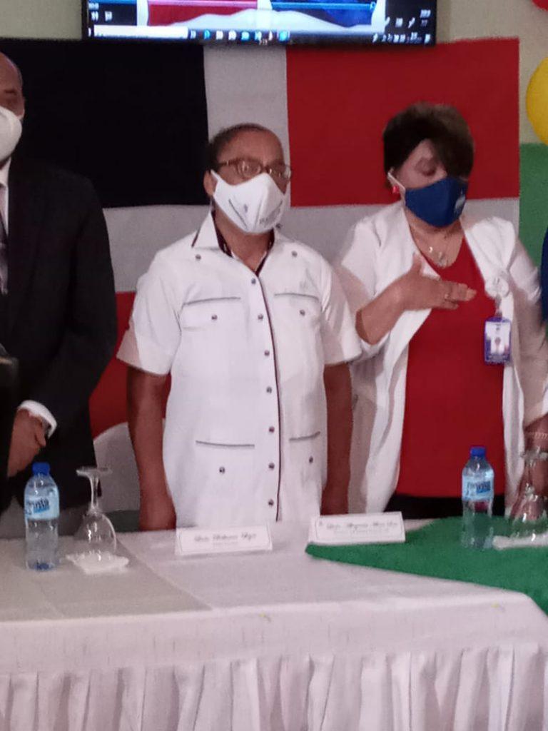 28 centros educativos de la provincia de San Cristóbal se reactivan con el retorno a las aulas.