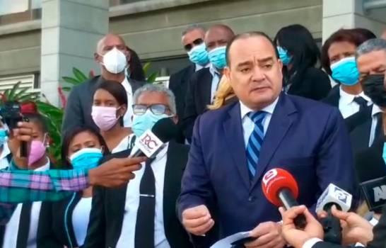 """Presidente del CARD solicita ante la Procuraduría el sometimiento de los de """"arriba"""" en el caso Coral"""