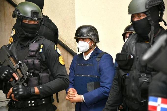 La red de Adán Cáceres operó un centro de inteligencia