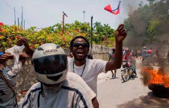 La ONU pide detener la violencia de las bandas armadas en Haití