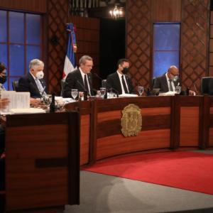 Consejo Nacional de la Magistratura realiza penúltima evaluación de postulantes a jueces del TSE