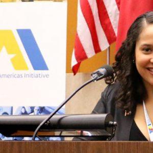 Comunicadora dominicana fue destacada durante el Mes de la Herencia Hispana